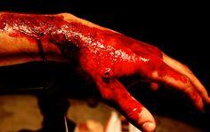 Non-Staining Fake Blood