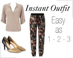 Instant Outfit