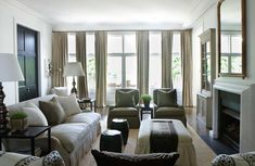 A relatively small space living large. Cameron Kimber