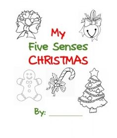 My 5 Senses Christmas