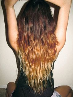 oh my ombre! mom, let me dye my hair!!!