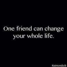 life, short friendship quotes