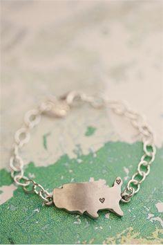 state of my heart bracelet | Lisa Leonard Designs