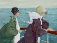 """Fred Calleri - """"The Ferry"""""""