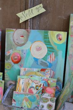paintings by Pam Garrison