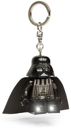 Darth Vader LEGO Star Wars Keychain Flashlight $11.99