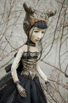 Olivia by Jolanta & Robert , via Behance