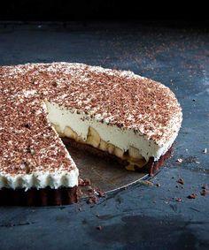 Banoffe pie @design*