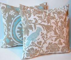 Decorative Throw Pillows  Accent Pillows Throw by FestiveHomeDecor, $34.00
