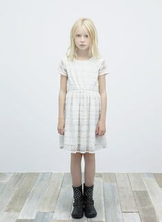 This dress is cute.