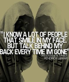 Kendrick Lamar Quotes About Love