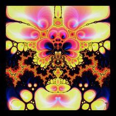 Quetzalcoatl Blossom V 3  Poster from Bill M. Tracer Studio, at Zazzle: http://www.zazzle.com/quetzalcoatl_blossom_v_3_poster-228201673417811127  $39.95