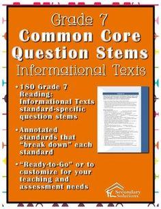 180 Common Core Read