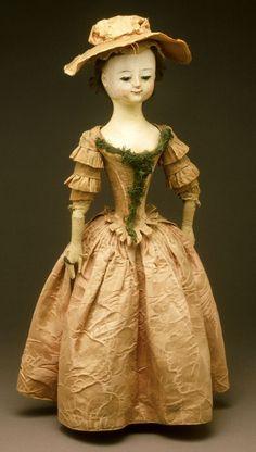 79.451: Queen Anne Doll | doll