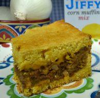 Jiffy Mix Mexican Cornbread