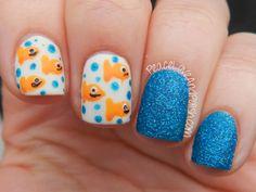 Peace, Love and Polish #nail #nails #nailart