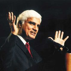 This man has a brilliant mind and I love his ability to reason and give logical explanations to so many things! Ravi Zacharias