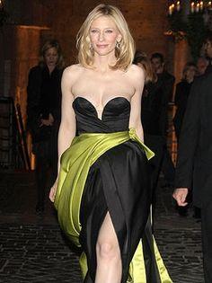 Cate Blanchett -- 2007 Rome Film Festival