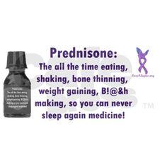 prednisone dangers