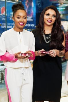 Leigh Anne and Jesy :)