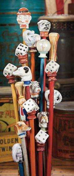 Carnival sticks