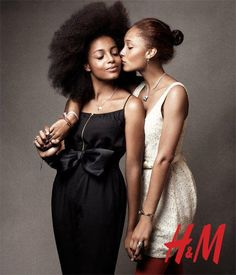 Ghanaian model sisters Adwoa and Kesewa Aboah ..