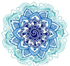 Blue Lotus Geometry
