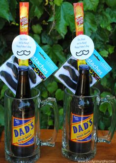 fathers day drinks, father day, father's day gifts diy, fathers day gifts rootbeer