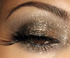 What sparkly eyes you have!