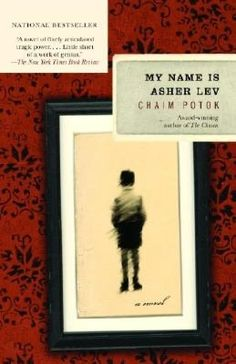 Entering Eighth Grade, Book of Choice Option: My Name Is Asher Lev by Chaim Potok. Williston Northampton, Middle School English Department