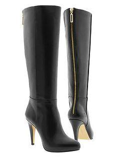 Danya Tall Zip Boot