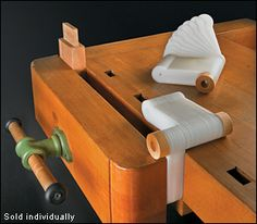 Vise Rack Stop - Woodworking