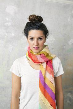 Ravelry: Diagonapples pattern by Anna Maltz
