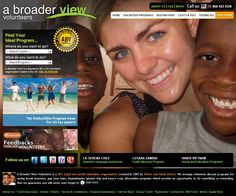 https://www.abroaderview.org Volunteer Abroad #abroaderview #volunteer #abroad