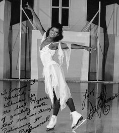 Debi Thomas is the only African American who ever won a medal in the Olympics in figure skating.