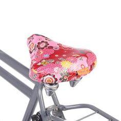 Suli Bike seat cover:  a cute way to customize your bike.