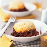 Beef and Cheddar Potpie