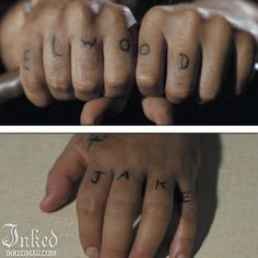 Best Tattoos In Movies-Pt3 : Inked Magazine - The Blues Brothers #tattoo #tattoos #movies #inkedmag #celebrities #celebritieswithtattoos #actor #actress