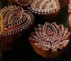 Henna stempels