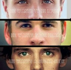 Hunger Games Men