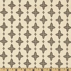 Premier Prints Aggie Steel Macon Fabric 1 Full Yard from The Fabric Dock