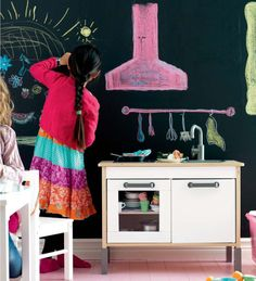 IKEA play kitchen :)