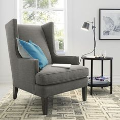 Echelon Round Side Table in Coffee Tables & Side Tables | Crate and Barrel