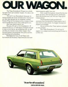 1972 Chevrolet Vega Wagon