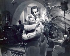 Carole Lombard and Fred MacMurray in Swing High, Swing Low directed by Mitchell Leisen, 1937