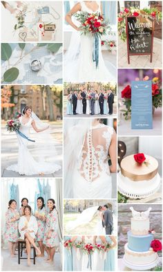 Rustic wedding at th