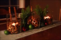 The Glam Holiday Table