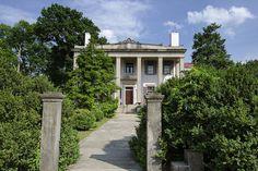 Belle Meade Entrance by rschnaible, via Flickr