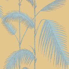 PALM LEAVES 66/2016 - New Contemporary - Cole & Son
