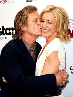 Star Tracks: Friday, May 23, 2014 | PUCKER UP | William H. Macy gives wife Felicity Huffman a sweet kiss on the cheek at the screening of Trust Me at the Egyptian Theatre in Hollywood on Thursday.